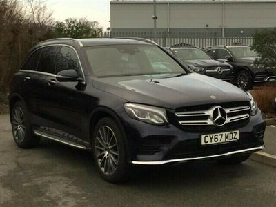 used Mercedes GLC350 D 4MATIC AMG LINE PREMIUM PLUS