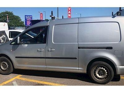 used VW Caddy Maxi C20 Maxi Trendline 1.6 5dr