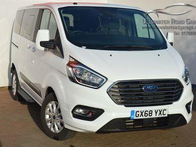 used Ford Custom Tourneo2.0 320 L1 Zetec 5dr (8 Seats)