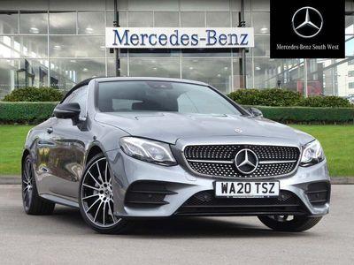used Mercedes E350 E-ClassAmg Line Premium Plus 2Dr 9G-Tronic