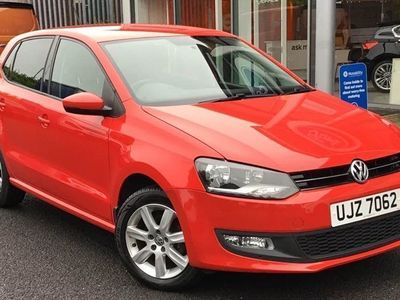used VW Polo 1.2 60 Match Edition 5dr