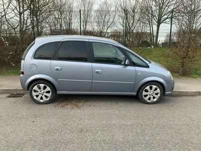used Vauxhall Meriva 1.4 i 16v Breeze Plus 5dr