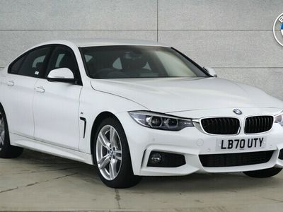 used BMW 420 Gran Coupé i M Sport