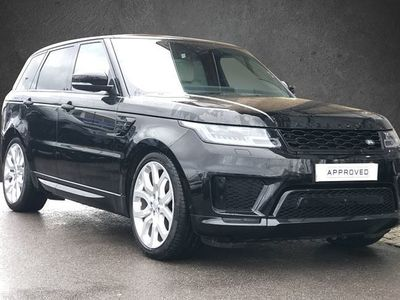 used Land Rover Range Rover Sport 3.0 SDV6 Autobiography Dynamic 5dr Auto diesel estate
