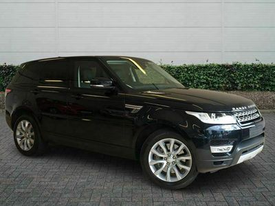 used Land Rover Range Rover Sport 3.0 SD V6 HSE (306hp)