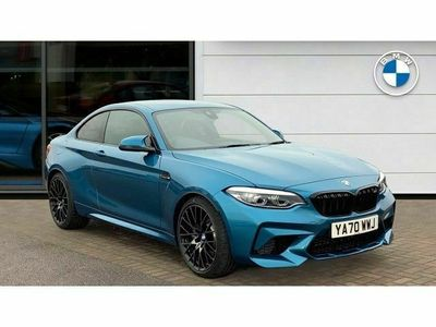used BMW M2 Competition 2dr DCT Petrol Coupe