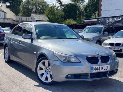 used BMW 525 5 Series 2.5 i SE 4dr