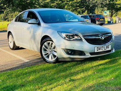 used Vauxhall Insignia 2.0 CDTi ecoFLEX Blueinjection SRi Nav (s/s) 5dr