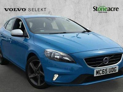 used Volvo V40 2.0 D2 R-Design Nav Hatchback 5dr Diesel Manual (94 g/km, 120 bhp)