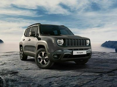 used Jeep Renegade 1.3 Turbo 4xe PHEV 240 Trailhawk