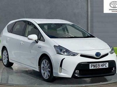 used Toyota Prius+ 1.8 VVT-h Excel CVT (s/s) 5dr