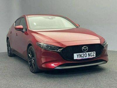 used Mazda 3 2.0 MHEV Sport Lux 5dr