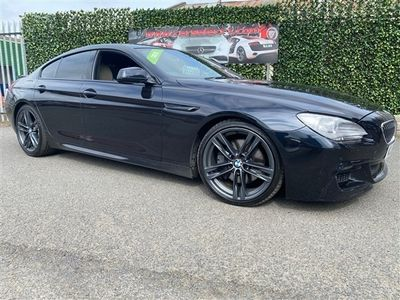 used BMW 640 6 Series D M SPORT GRAN COUPE