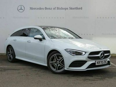used Mercedes CLA200 Shooting Brake Cla Class 1.3 AMG Line (Premium Plus 2) 5dr Petrol 7G-DCT (s/s) (163 ps)