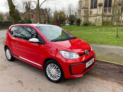 used VW up! UP! 1.0 Move(s/s) 3dr