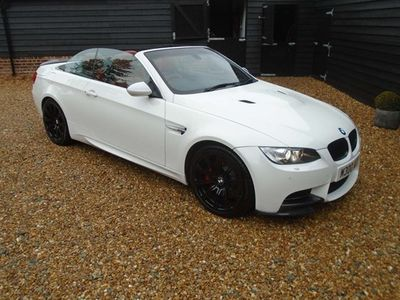 used BMW M3 3-Series M3Convertible 2d DCT