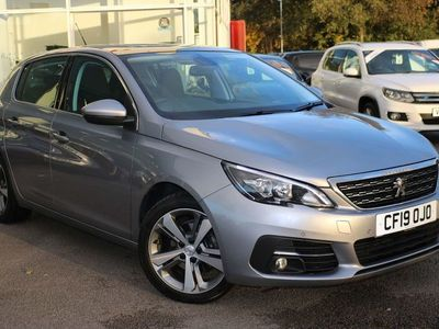 used Peugeot 308 1.5 BlueHDi 130 Allure 5dr