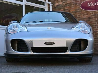 used Porsche 911 Carrera 4 911 Coupe (996) Turbo S 2d Tiptronic (01)