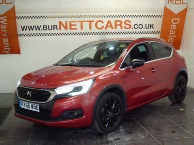 used DS Automobiles DS4 Crossback CROSSBACK 1.6 BlueHDi (s/s) 5dr