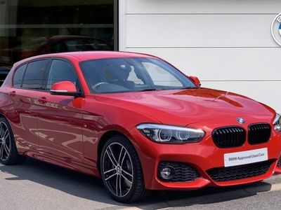 used BMW 118 d M Sport Shadow Edition 5-door