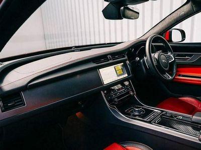 used Jaguar XF Sportbrake 2.0 i4 Diesel (180PS) R-Sport AWD