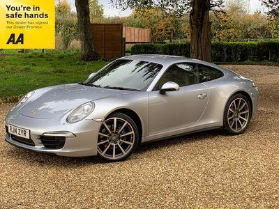 used Porsche 911 Carrera 4