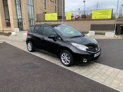 used Nissan Note ACENTA DIG-S