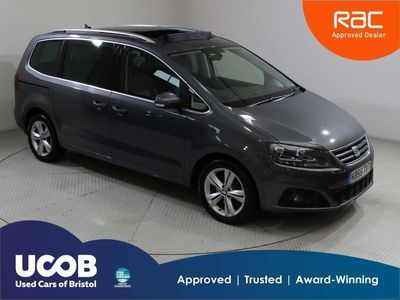 used Seat Alhambra 2.0 TDI Ecomotive SE Lux (s/s) 5dr