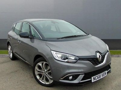 used Renault Scénic 1.7 Blue dCi 120 Iconic 5dr