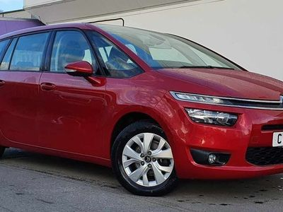 used Citroën Grand C4 Picasso 1.6 Bluehdi Vtr+ 5Dr Eat6