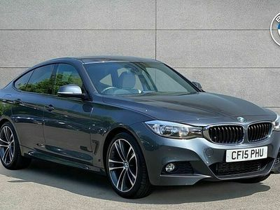 used BMW 320 3 SERIES d M Sport 5dr Step Auto [Business Media] 2.0