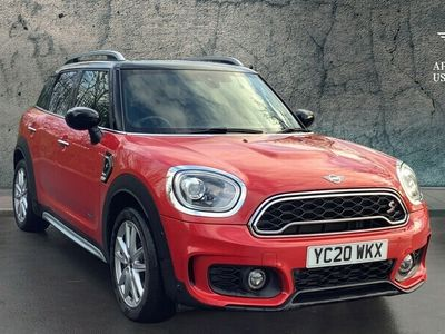 used Mini Cooper S Countryman ALL4 Sport