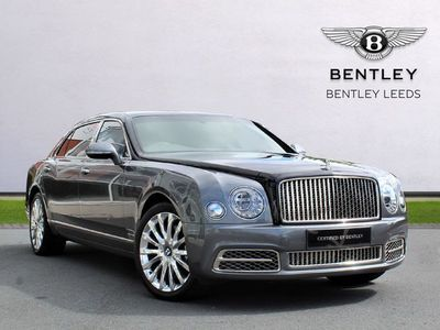 used Bentley Mulsanne 6.75 V8 Extended Wheelbase saloon