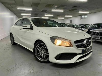 used Mercedes A220 A Class 2.1AMG Line 7G-DCT (s/s) 5dr