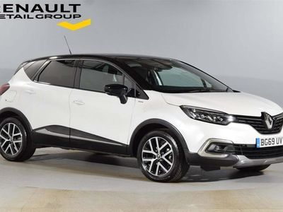 used Renault Captur Crossover 1.3 TCe (130bhp) S Edition
