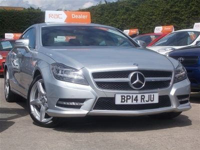 used Mercedes CLS350 CLSCDi Blueefficiency AMG Sport
