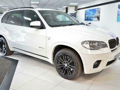 used BMW 502 X5 3.0 XDRIVE40D M SPORT 5dBHP SOFT CLOSE DOOR+MEM SEATS+DAB+20'S