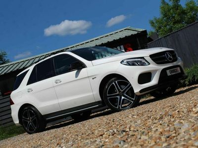 used Mercedes GLE43 AMG Gle Class 3.0V6 AMG (Premium Plus) G-Tronic 4MATIC (s/s) 5dr
