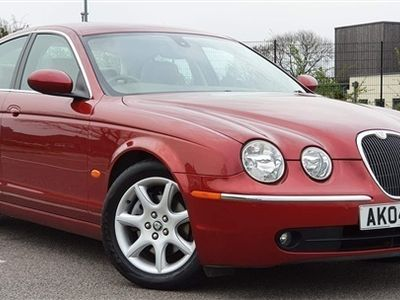 used Jaguar S-Type 3.0 V6 SE 4dr