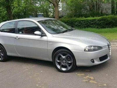 used Alfa Romeo 147 2.0 T.Spark Lusso 3dr