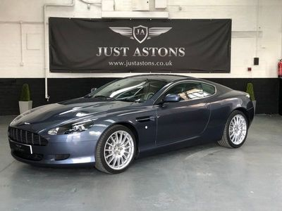 used Aston Martin DB9 5.9 Seq 2dr