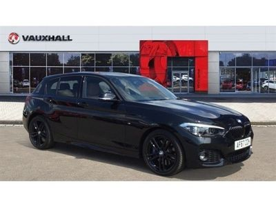 used BMW 125 1 Series d M Sport Shadow Ed 5dr Step Auto