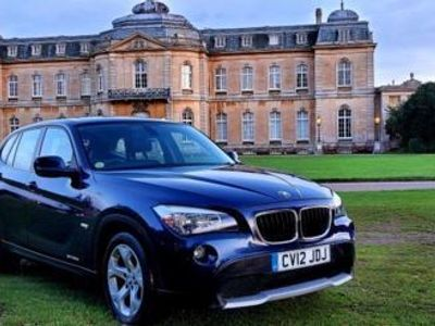 used BMW X1 sDrive 20d SE 5dr