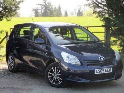 used Toyota Verso 1.8 V-Matic T2 5dr