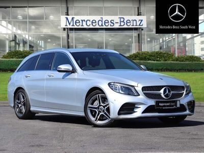used Mercedes C300 C-ClassAmg Line 5Dr 9G-Tronic
