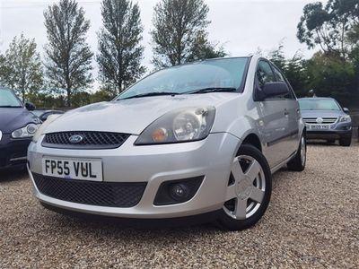 used Ford Fiesta ZETEC CLIMATE 16V
