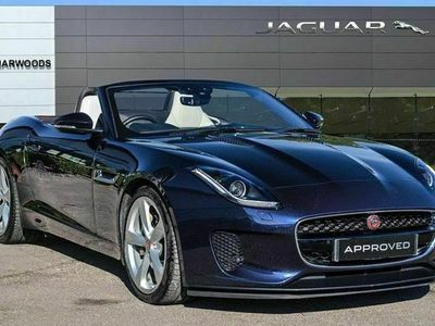 used Jaguar F-Type P340 Petrol Automatic