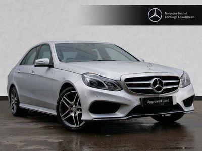 used Mercedes E250 E-ClassCDI AMG Sport 4dr 7G-Tronic