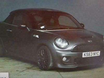 used Mini Cooper SD Coupé 2.0 2dr