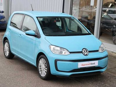 used VW up! Up 2016 1.0 60PS Move5Dr